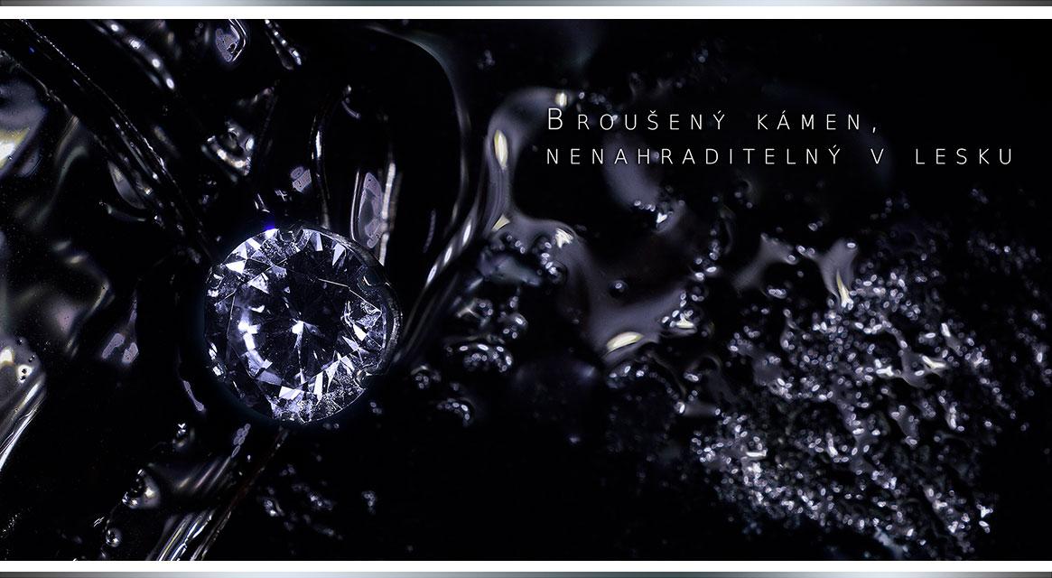 Klenoty Oplustil Diamantove sperky
